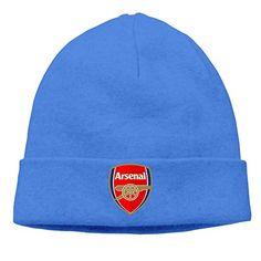 Arsenal FC Kieran Gibbs Gabriel Nacho Monreal Jan Van Loon Logo Slouchy Beanie Unisex Adjustable Cap TobogganCool BeanieHipster BeaniewoolenwatchSkislouchy Beanie >>> Click image to review more details.