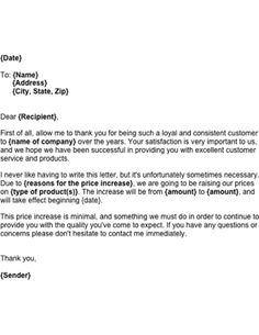 job announcement email and letter examples to let colleagues ...