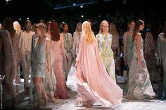 Roberto Cavalli Fashion Show in Milan