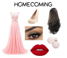 """""""Untitled #20"""" by morgan-simon ❤ liked on Polyvore featuring Charles by Charles David and Lime Crime"""