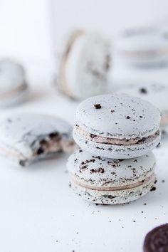 Oreo Macarons