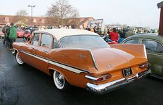 1959 Plymouth Belvedere by Albert S. Bite, via Flickr