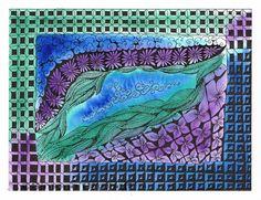 Es war der 9.April 2011, als ich meine Kunstktamkiste öffnete und hier meinen ersten Artikel verfasste, um anderen meine Begeisterung an Linie, Fläche, Muster und Farbe zu zeigen. Seitdem habe ich ...