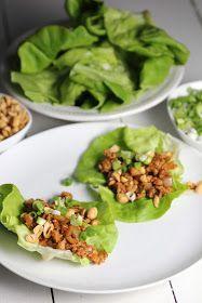 carmen's kitch: Asian Lettuce Wraps