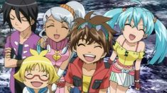 Bakugan Battle Brawlers, Happy Day, Concept Art, Kawaii, Animation, Manga, Anime, Character, Ben 10
