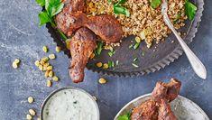 Selv om du ikke har indisk tandoori-ovn, kan du sagtens lave en autentisk asiatisk kyllingeret med eksotiske krydderier