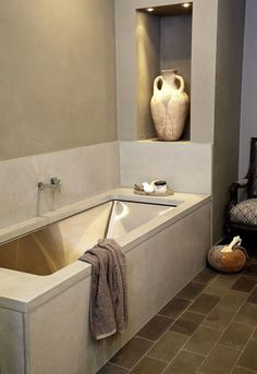 Turn your #bathroom in a spa-like environment where you can unwind and recharge. #design
