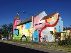Graffiti Church by hense