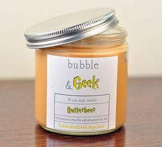 Bubble & Geek Fragrances & Candles (from $9.25), handmade in West Virginia.