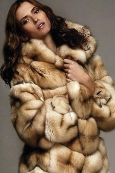 More Men's and Women's Fur Fashion Looks On @anandco #furfashion #furonline  Add, Pin, Share!