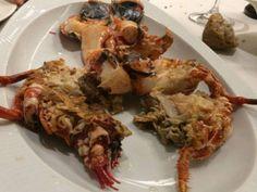 Langosta de O Grove y Finisterre 120.00 € Restaurante D´Berto Grove (O) (Pontevedra) Reserva online para comer langosta. EligeTuPlato.es