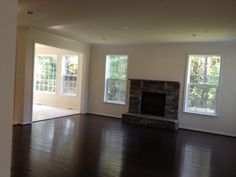 Family Room with Gas Fireplace 7810 Mystic River Terrace, Glen Dale, Md  $609,990 | 6 Bedrooms, 5 Baths  Call today! 301-218-6663 http://www.carusohomes.com/docs/listingDetails.asp?listingID=25172