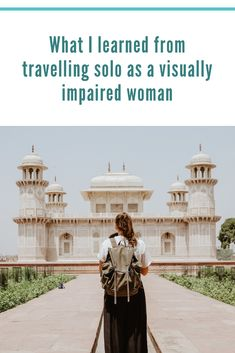Have you wondered what it's like to travel the world solo? Maybe you are already a solo traveler. Click through to learn how traveling solo can be an adventure. Volunteer Work, Habitat For Humanity, Local Attractions, Travel Companies, Second Best, Greatest Adventure, Discount Travel, Travel Alone, Day Tours