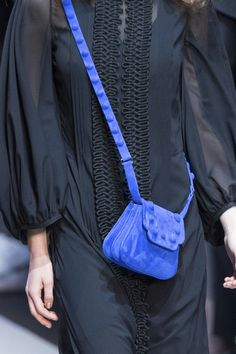 Pascal Millet at Paris Fashion Week Fall 2017 - Details Runway Photos