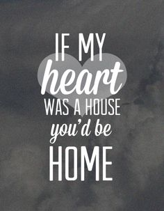 If My Heart was A House ~Owl City