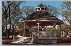 Town Square Gazebo .. Chaska, Minnesota Chaska Minnesota, Minnesota Home, Brick Yard, Gazebo Decorations, Minnesota Historical Society, Park Rapids, Brooklyn Park, White Bear Lake, Mobile Home Parks