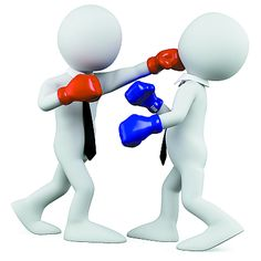 Need to diffuse workplace rivalry? Read on for some tips...