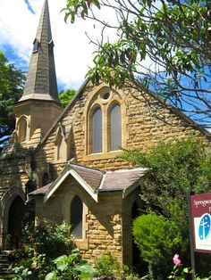 Fraser Memorial Church, Springwood January 2015