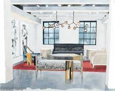 ผลการค้นหารูปภาพสำหรับ interior design illustrated, scalise