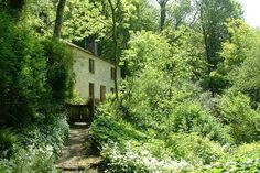 Frenchman's Creek, Cornwall via Landmark Trust