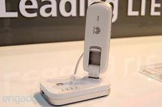 the best mobile hotspot,the best 4G mobile hotspot----Huawei AF23 4G LTE Sharing Dock