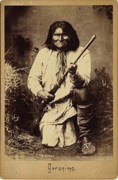 Geronimo.