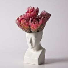 The Phrenology Vase