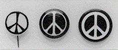 The Peace Symbol - by Gerald Holtom, 1958