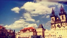 Prague #TravelBright