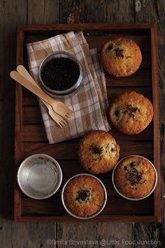 Banana Muffins by Smita @ Little Food Junction, via Flickr