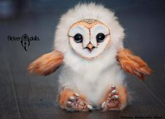 Owl Sowush 10 by Flicker-Dolls.deviantart.com on @DeviantArt