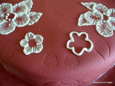 Good How-To: Brush Embroidery Cake Lace Design   flavor of cooking
