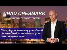 Houston Magician - Chad Chesmark Magic #ChadChesmark