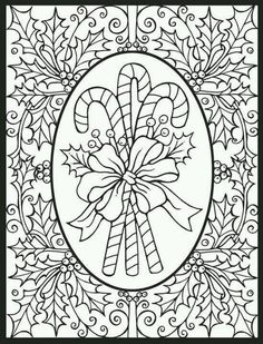 Christmas Coloring Pages by Let's Doodle Make your world more colorful with free printable coloring pages from italks. Our free coloring pages for adults and kids. Coloring Pages To Print, Coloring Book Pages, Coloring Pages For Kids, Kids Coloring, Online Coloring, Printable Christmas Coloring Pages, Christmas Printables, Christmas Coloring Sheets, Printable Adult Coloring Pages
