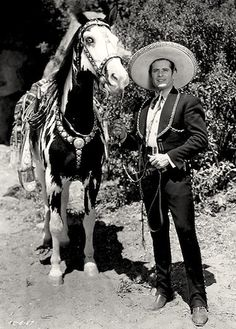 Duncan Renaldo as The Cisco Kid (156 episodes, 1950-1956)  Leo Carrillo as Pancho (156 episodes, 1950-1956)