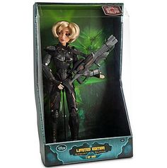 Limited Edition Sergeant Calhoun Doll LE 1000