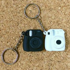 Fujifilm Instax Mini 8 Camera Keychain Small Key by MaterialDream - Instax Camera - ideas of Instax Camera. Trending Instax Camera for sales. - Fujifilm Instax Mini 8 Camera Keychain Small Key by MaterialDream Instax Mini 8 Camera, Fujifilm Instax Mini 8, Dslr Photography Tips, Accessoires Iphone, Accesorios Casual, Cute Keychain, Miniture Things, Car Accessories, Things To Buy