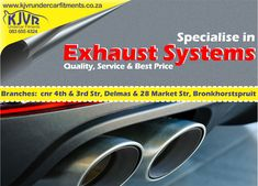We specialise in Inspections, Repairs and replacement of - Exhaust Systems - Exhaust Rubbers - Exhaust Silencers - Exhaust Gaskets - Exhaust Flange Fuel Economy, Exhausted, Vehicle, Conditioner, Engineering, Number, Car, Automobile, Cars