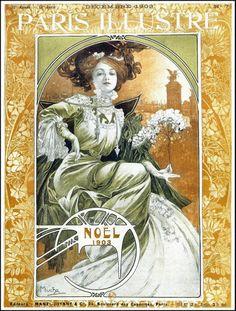 Mucha affiche - Alphonse Mucha