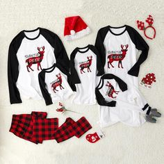 Best Price for Mother Daughter Father Kids Baby Christmas Pajamas Family Matching Nightwear Family Look Pyjamas Mommy And Me Sleepwear Clothes Source by Cipibaghomedesign Look pijama Matching Family Christmas Pajamas, Matching Family Outfits, Christmas Pyjamas, Christmas Eve, Matching Pajamas, Plaid Christmas, Christmas Baby, Christmas Shirts, Christmas Crafts