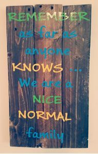 It is well with my soul pallet sign made from reclaimed pallet. Wood Pallet Signs, Wood Pallets, Live Laugh Love, Wall Art, Life, Pallet Wood, Wooden Pallets, Wall Decor