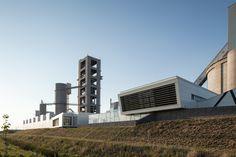 Cement Plant in Szentlőrinc / MHM Architects