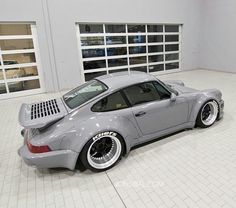 Porsche 911 #WideBody