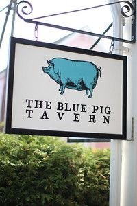 Blue Pig Tavern, Congress Hall, Cape May, NJ