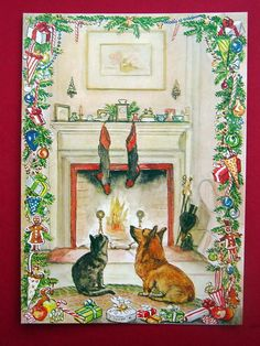 US $12.00 New in Collectibles, Paper, Vintage Greeting Cards