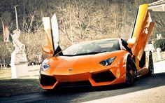 Lamborghini Aventador Wallpaper Background | wallpaperxy.com