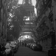 Paris-- it's ridiculous how much I love it.