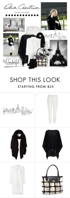 """Ohh Couture"" by maison-de-forgeron ❤ liked on Polyvore featuring Marta Bevacqua, River Island, Cash Ca, Phase Eight, Lost & Found and Topshop"
