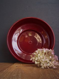 Gorgeous Pottery Planter Bowl from Germany in by SPARKLESandSASS, $19.99