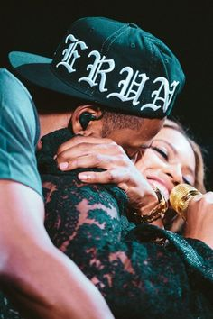 Jay-Z and Beyonce, On The Run Tour, 2014.